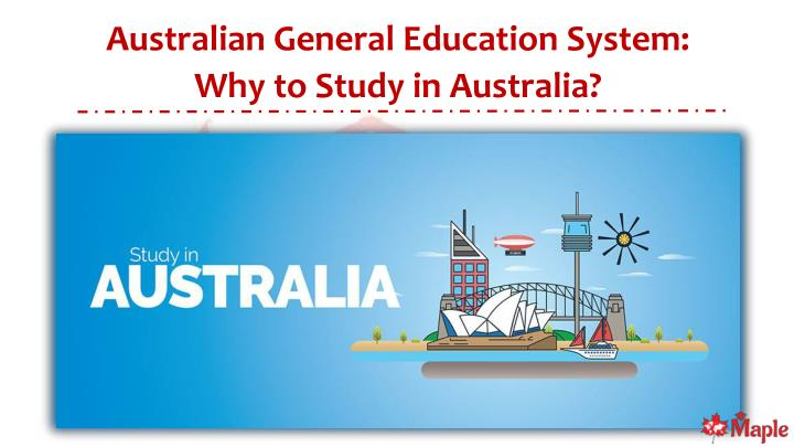 australian general education system why to study n.