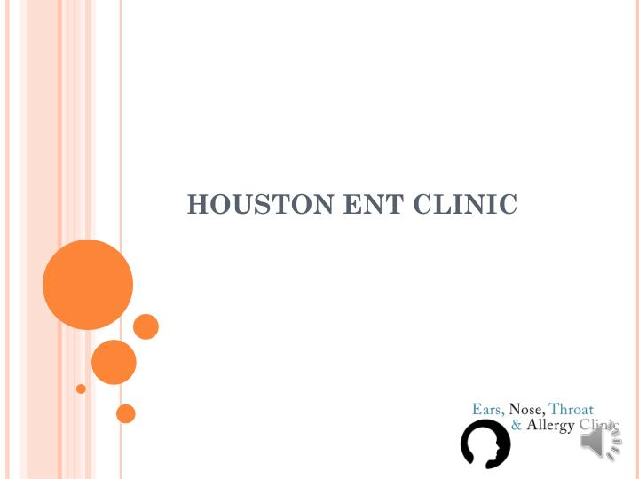 houston ent clinic n.