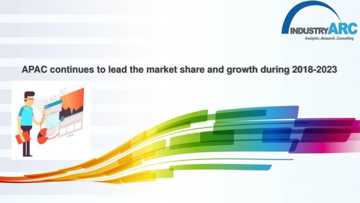 apac continues to lead the market share and growth during 2018 2023 n.
