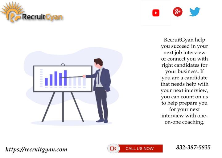 recruitgyan help you succeed in your next n.