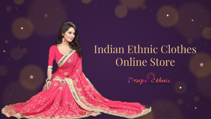indian ethnic clothes online store n.
