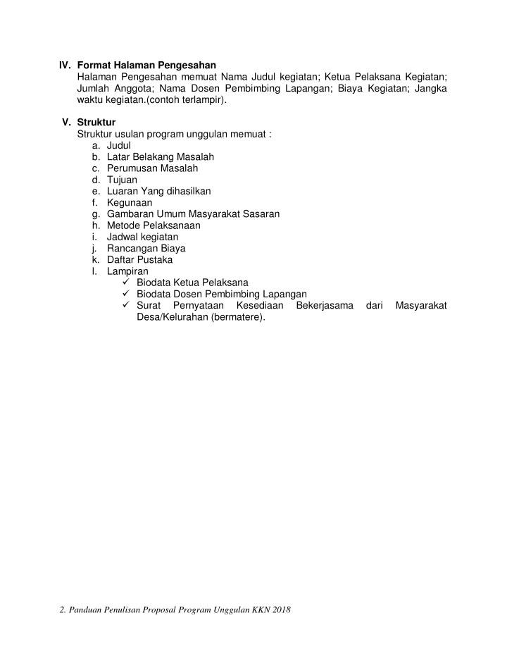 Ppt Panduan Kkn Powerpoint Presentation Id 8030416