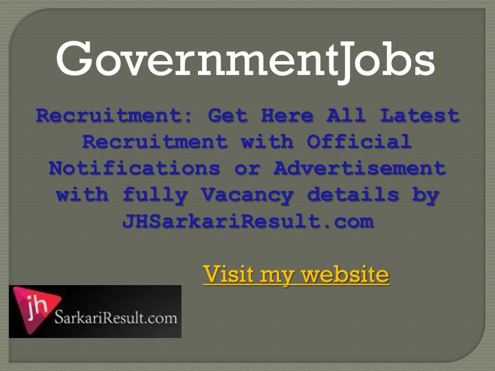 governmentjobs n.