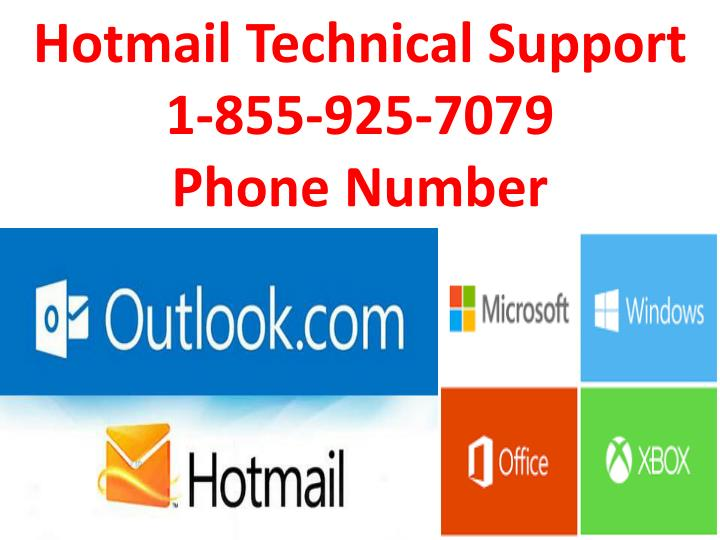 hotmail technical support 1 855 925 7079 phone number n.