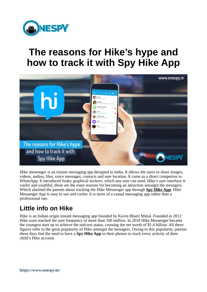 the reasons for hike s hype and how to track n.