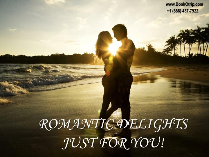 romantic delights just for you n.