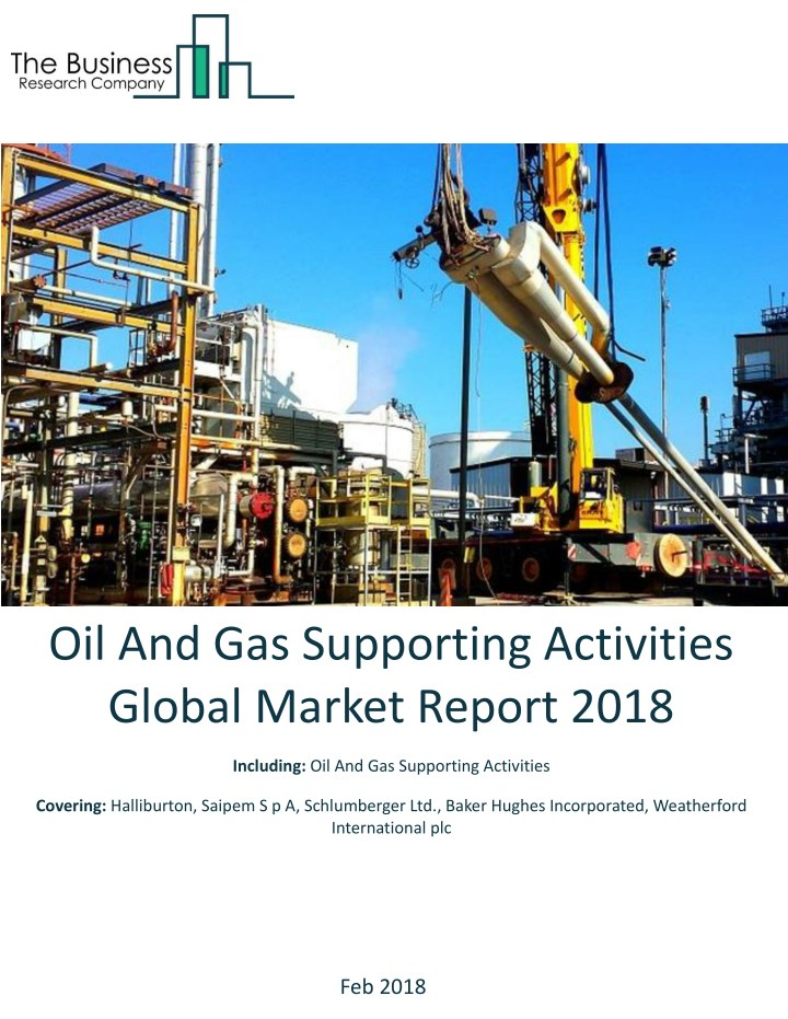 oil and gas supporting activities global market n.
