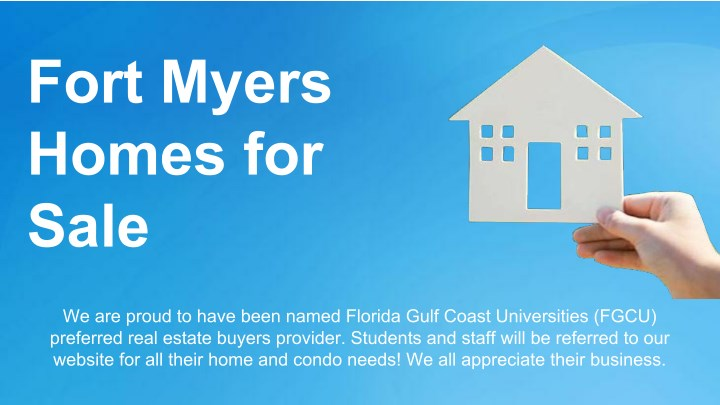 fort myers homes for sale n.