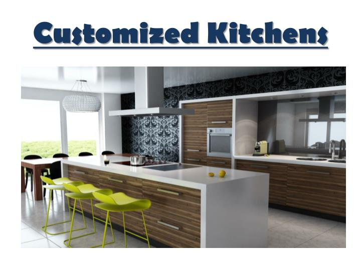 customized kitchens n.