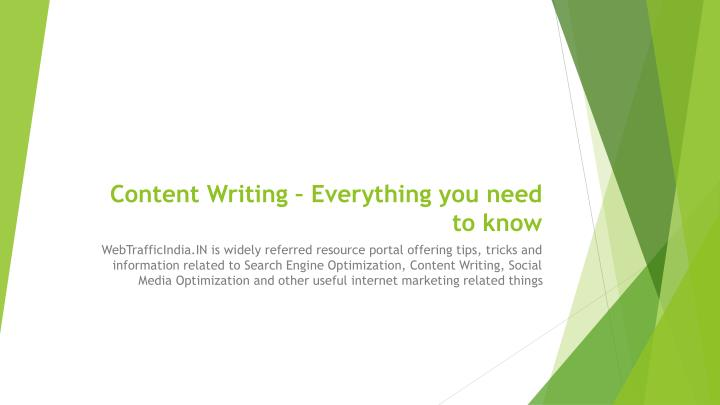 content writing everything you need to know n.