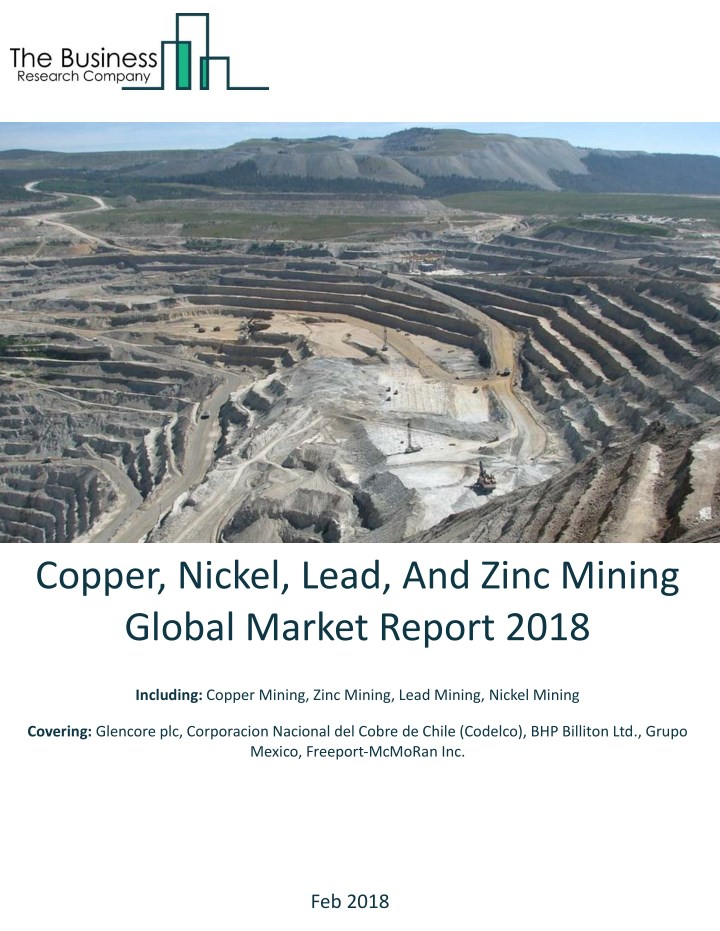 copper nickel lead and zinc mining global market n.