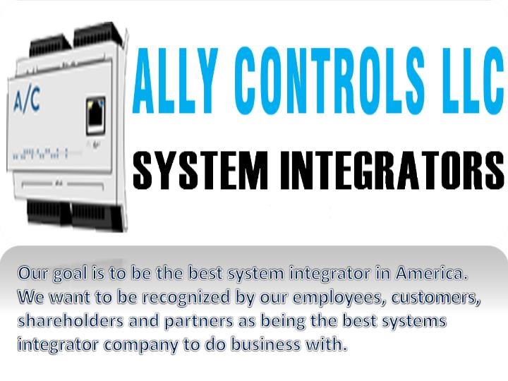 our goal is to be the best system integrator n.