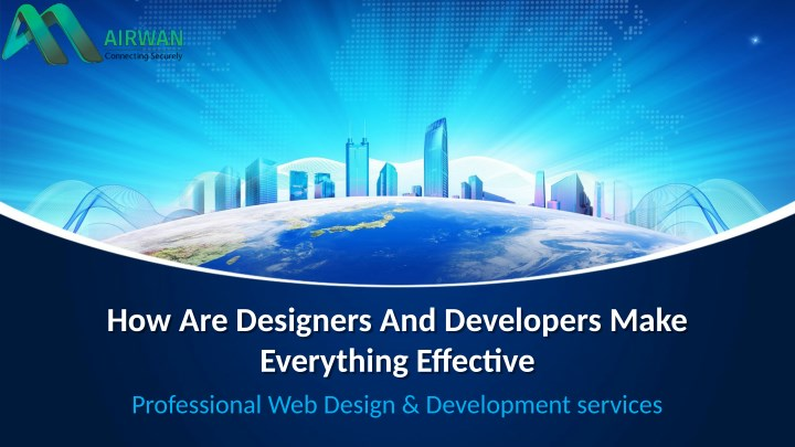 how are designers and developers make n.