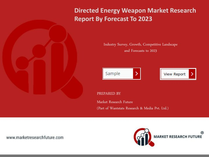 directed energy weapon market research report n.