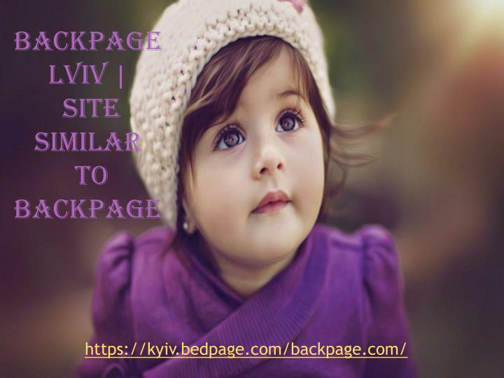 backpage lviv site similar to backpage n.