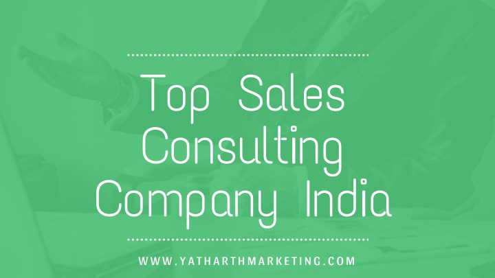 top sales consulting company india n.