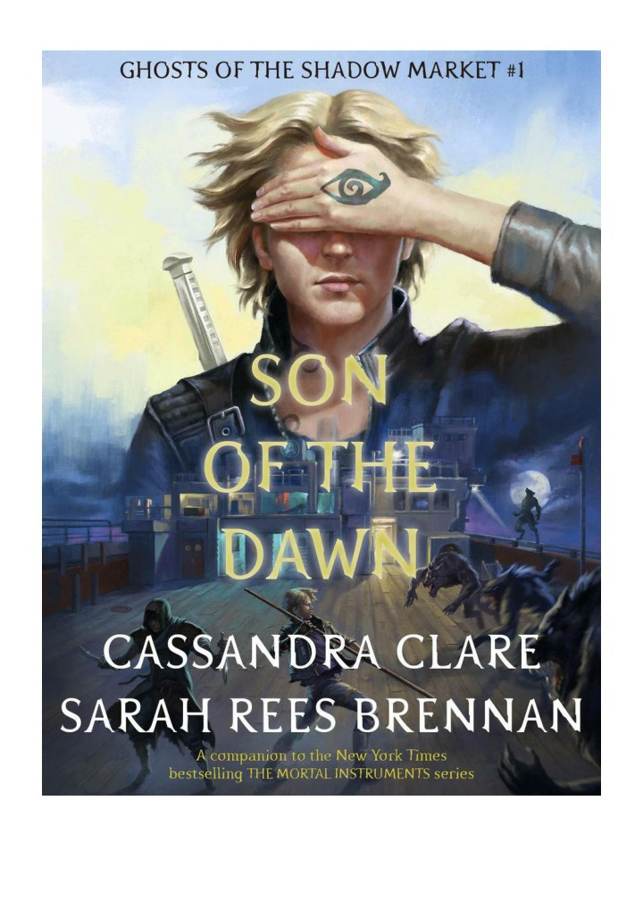 Ppt Pdf Son Of The Dawn By Cassandra Clare Sarah Rees Brennan Powerpoint Presentation Id 8036399