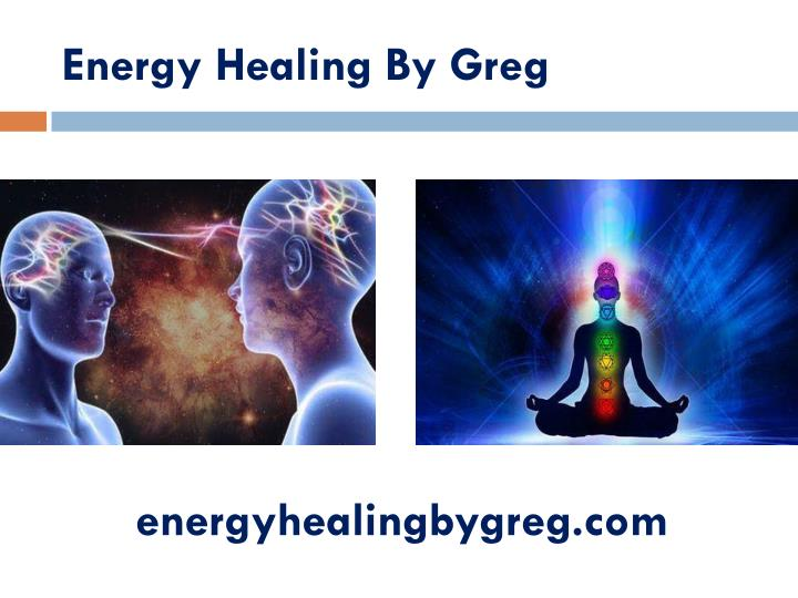energy healing by greg n.