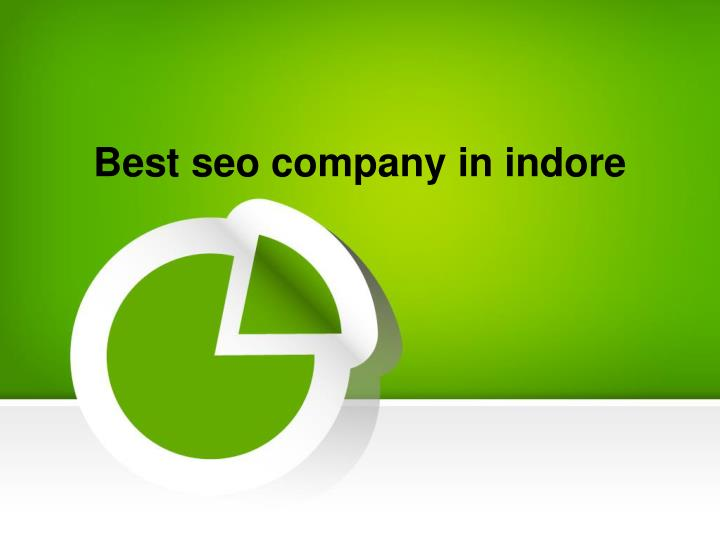 best seo company in indore n.