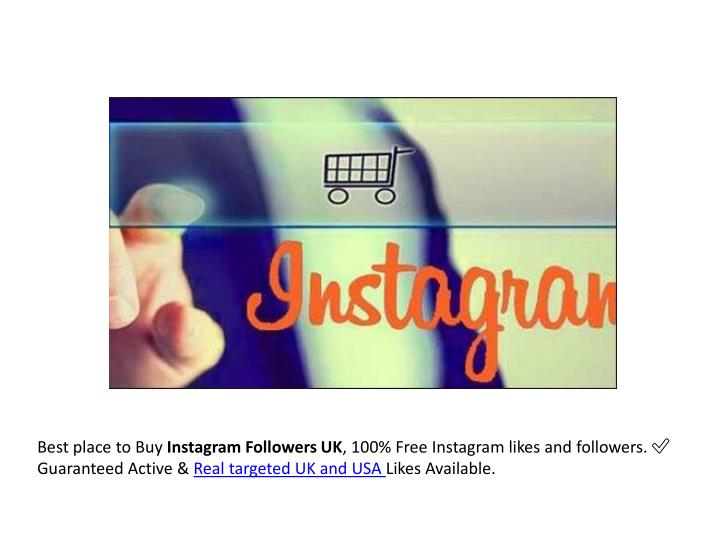 PPT - Buy Instagram Followers UK (http://epicfollowers co uk