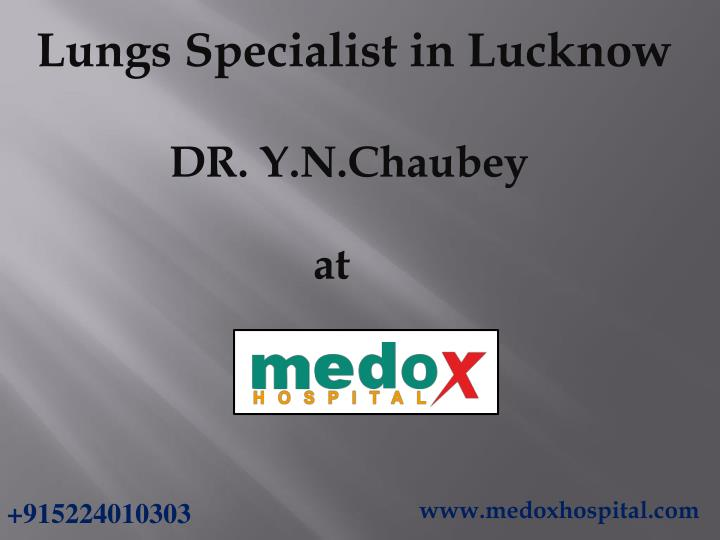 lungs specialist in lucknow n.