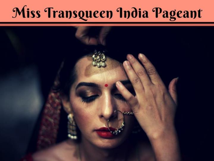 miss transqueen india pageant n.