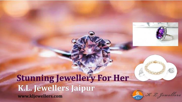 stunning jewellery for her n.
