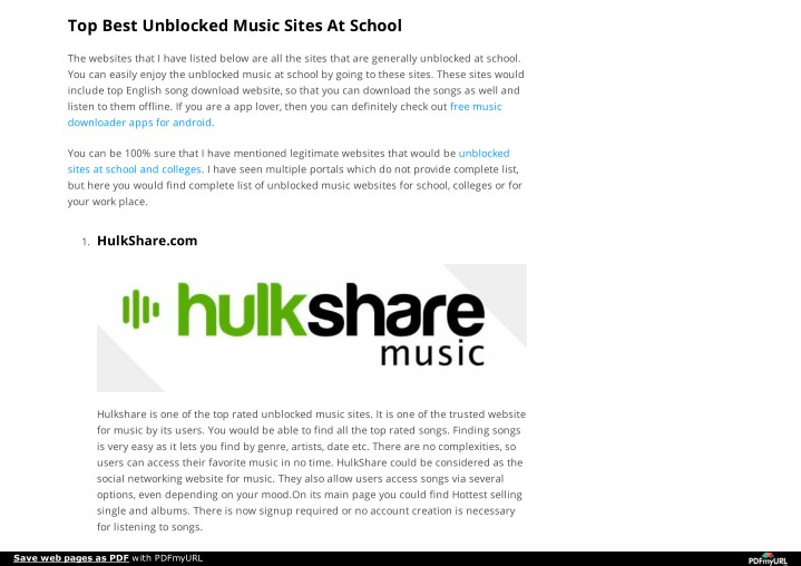 PPT - Music Websites PowerPoint Presentation - ID:8052127