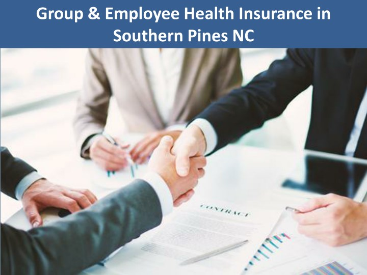 group employee health insurance in southern pines n.