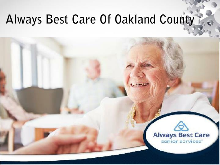 always best care of oakland county n.