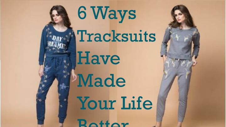 6 ways tracksuits have made your life better n.