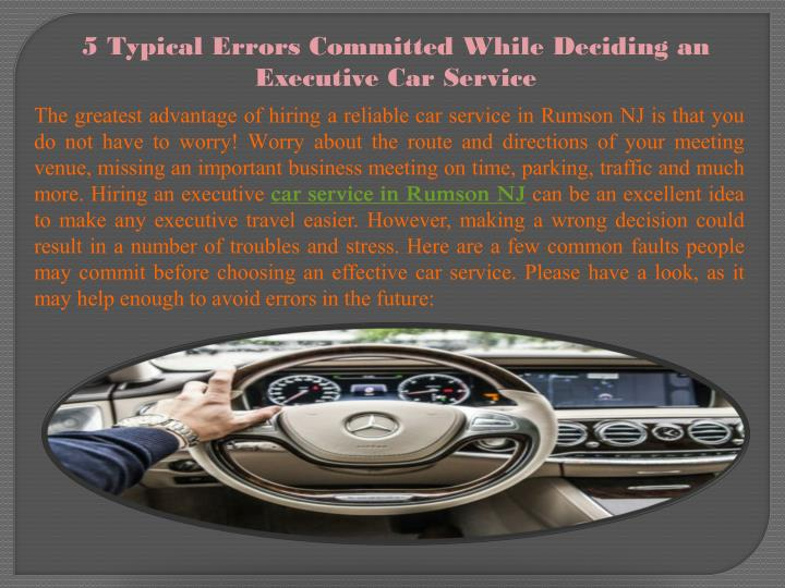 5 typical errors committed while deciding n.