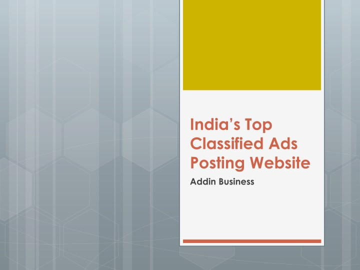 india s top classified ads posting website addin n.