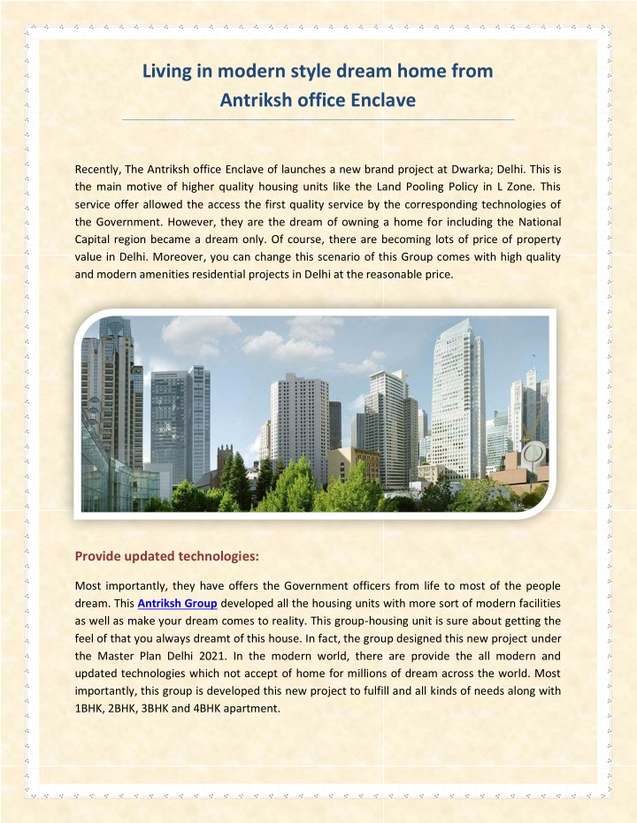 living in modern style dream home from antriksh n.