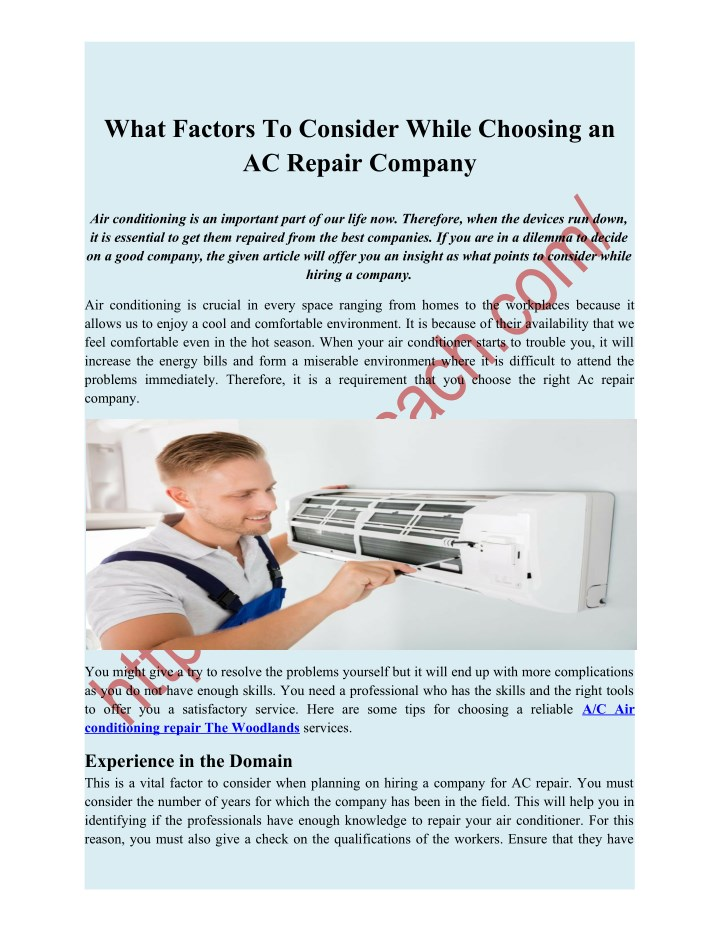 what factors to consider while choosing n.