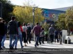 google employees walk to a women s walkout
