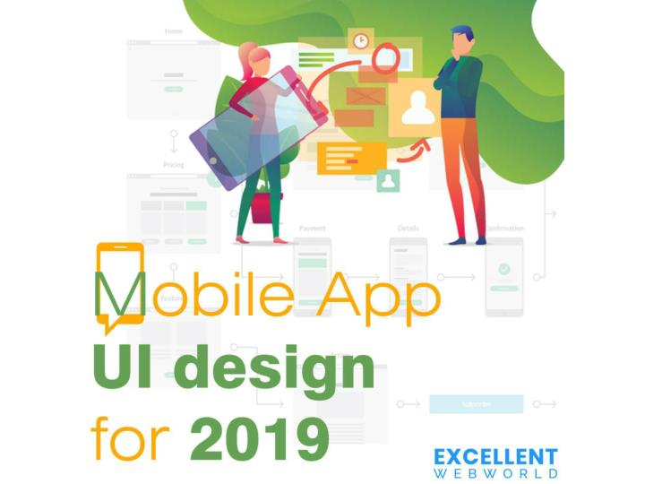 Ppt Top Mobile App Design Trends To Follow In 2019 Powerpoint Presentation Id 8069746