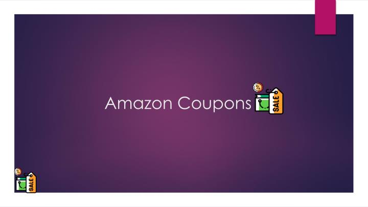 amazon coupons n.