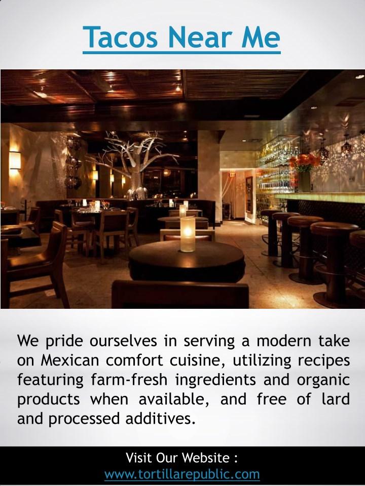 PPT - Mexican Restaurants In Laguna Beach PowerPoint