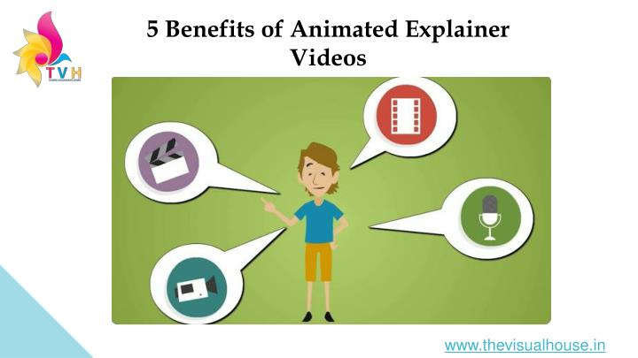 Ppt 5 Benefits Of Animated Explainer Videos Powerpoint Presentation Free Download Id 8076065