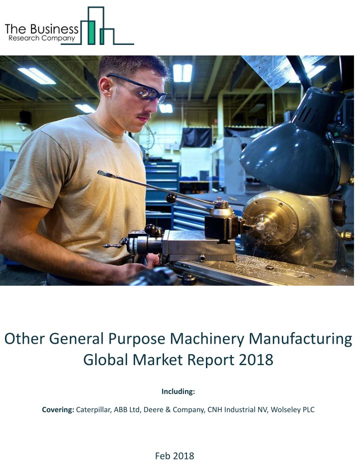 other general purpose machinery manufacturing n.