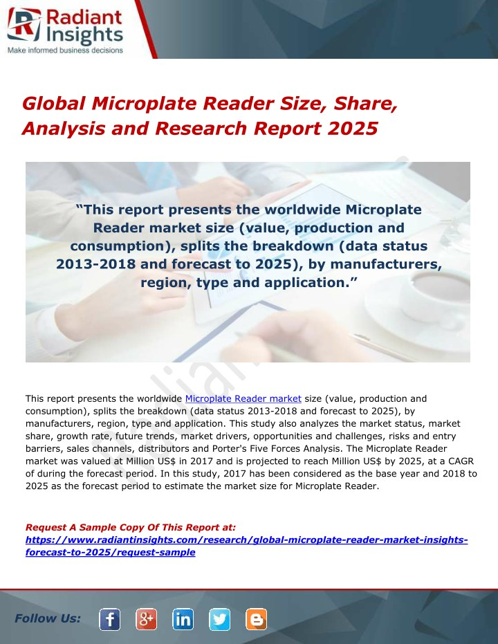 global microplate reader size share analysis n.