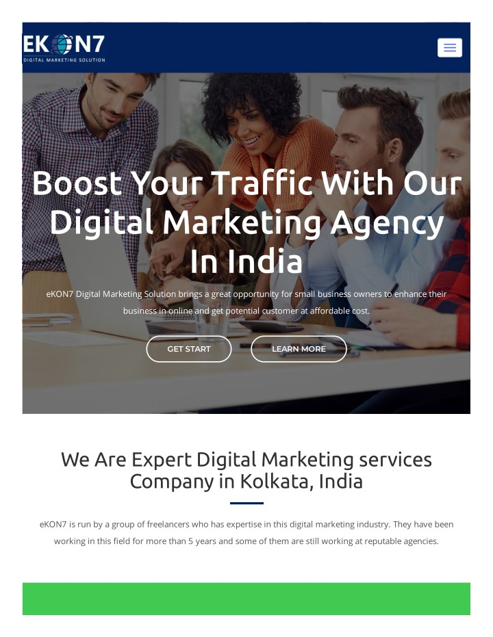 boost your tra c with our digital marketing n.