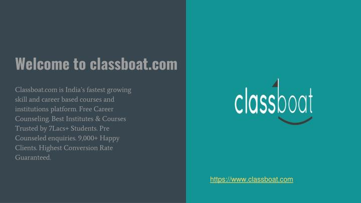 welcome to classboat com n.