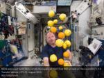 nasa astronaut scott kelly corrals the supply