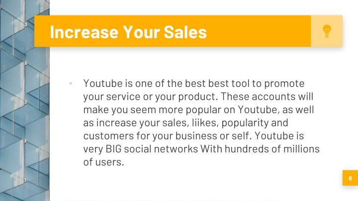 PPT - Why people buy bulk YouTube accounts? PowerPoint