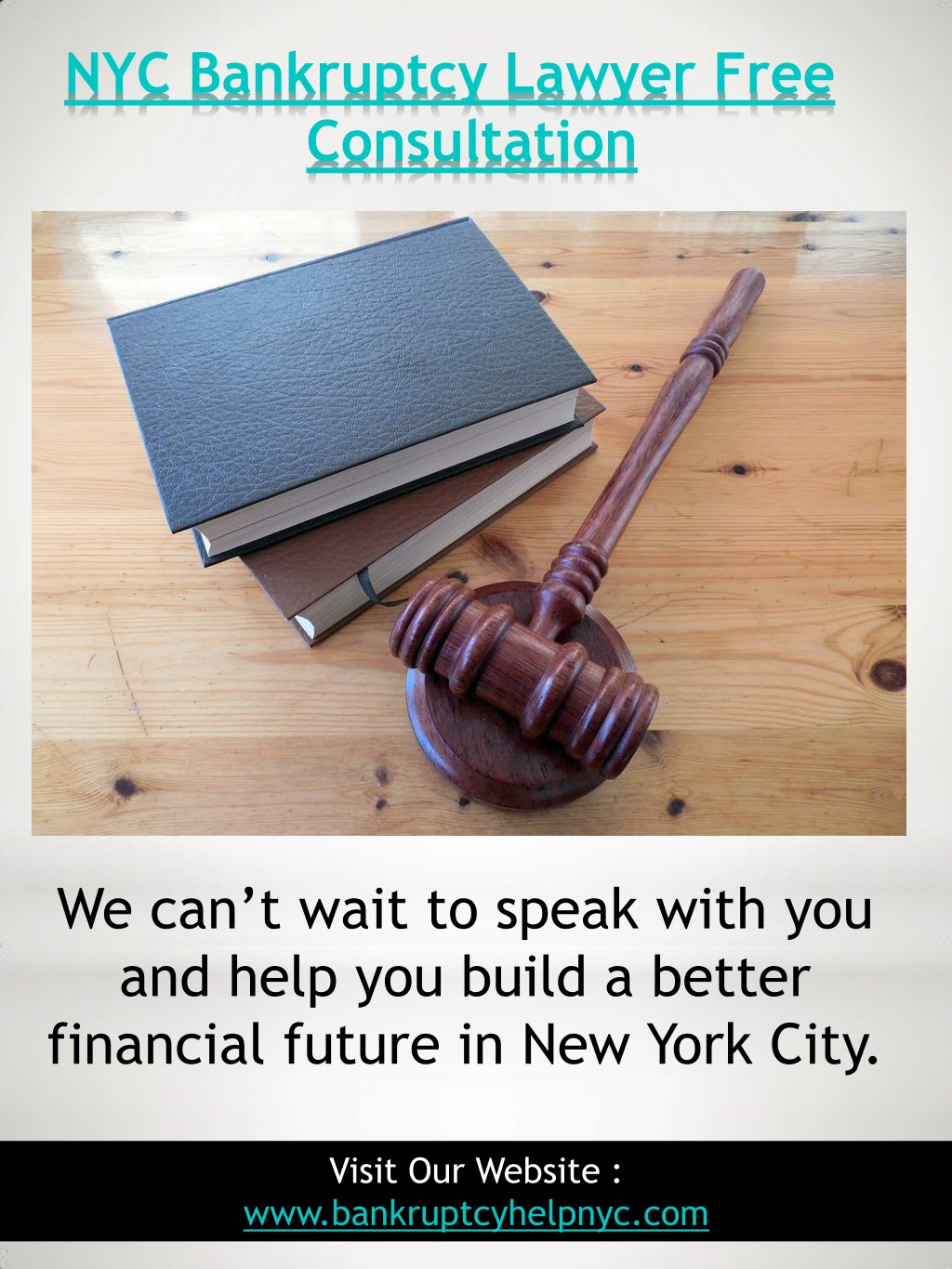 Best NYC Bankruptcy Lawyer PowerPoint Presentation
