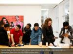 people shop at the world trade center apple store
