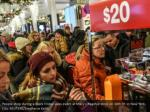 people shop during a black friday sales event