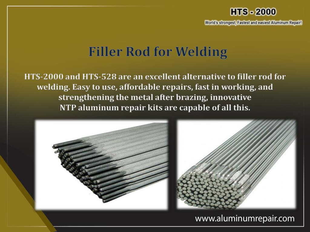 Hts 2000 2nd Generation Aluminum Welding Rods Or Aluminum Repair Rods Business Industrial Welding Rods Wires Bol7 Com